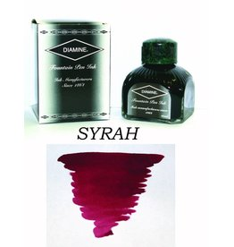 DIAMINE DIAMINE SYRAH - 80ML BOTTLED INK