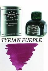 DIAMINE DIAMINE BOTTLED INK 80ML TYRIAN PURPLE