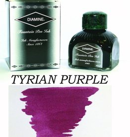 DIAMINE DIAMINE BOTTLED INK 80ML TYRIAN PURPLE