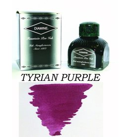 DIAMINE DIAMINE TYRIAN PURPLE - 80ML BOTTLED INK