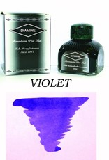 DIAMINE DIAMINE BOTTLED INK 80ML VIOLET