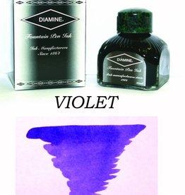 DIAMINE DIAMINE VIOLET - 80ML BOTTLED INK