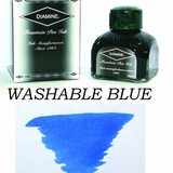 Diamine Diamine Washable Blue - 80ml Bottled Ink