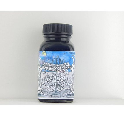 Noodler's Dromgoole's Exclusive Noodler's Texas Black Bat - 3oz Bottled Ink