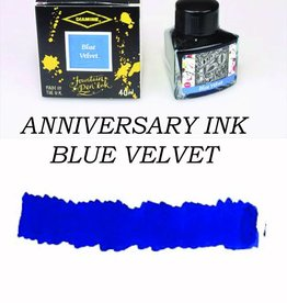 DIAMINE DIAMINE BOTTLED ANNIVERSARY INK 40 ML BLUE VELVET