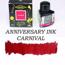DIAMINE DIAMINE ANNIVERSARY BOTTLED INK 40ML - CARNIVAL