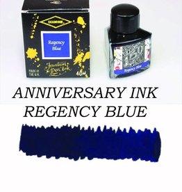 DIAMINE DIAMINE REGENCY BLUE - 40ML ANNIVERSARY BOTTLED INK