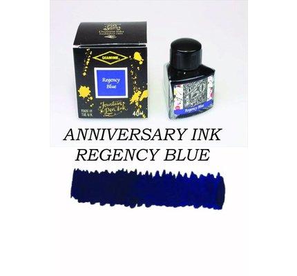 DIAMINE DIAMINE ANNIVERSARY BOTTLED INK 40ML - REGENCY BLUE