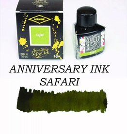 DIAMINE DIAMINE SAFARI - 40ML ANNIVERSARY BOTTLED INK