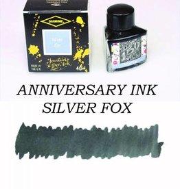 DIAMINE DIAMINE SILVER FOX - 40ML ANNIVERSARY BOTTLED INK