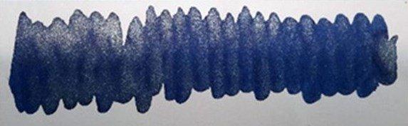 DIAMINE DIAMINE SHIMMERING INK 50 ML BLUE PEARL