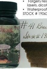 NOODLER'S NOODLER'S BOTTLED INK 3 OZ #41 BROWN