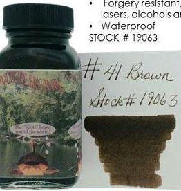 NOODLER'S NOODLER'S #41 BROWN - 3OZ BOTTLED INK