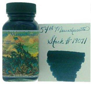 NOODLER'S NOODLER'S BOTTLED INK 3 OZ 54TH MASSACHUSETTS