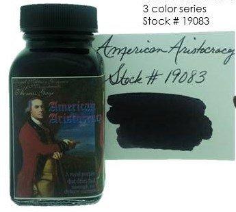 NOODLER'S NOODLER'S BOTTLED INK 3 OZ AMERICAN ARISTOCRACY