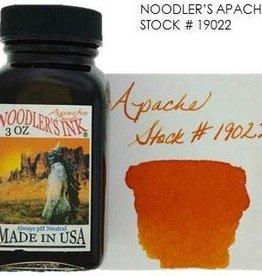 NOODLER'S NOODLER'S BOTTLED INK 3 OZ APACHE