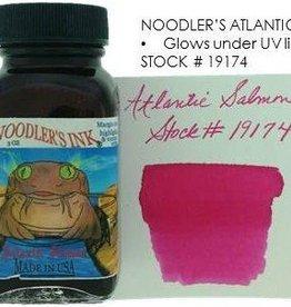 NOODLER'S NOODLER'S BOTTLED INK 3 OZ ATLANTIC SALMON