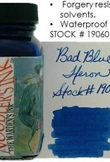 NOODLER'S NOODLER'S BOTTLED INK 3 OZ BAD BLUE HERON