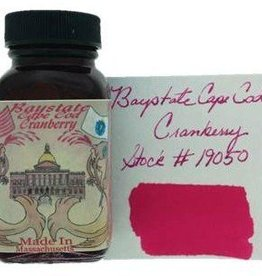 NOODLER'S NOODLER'S BOTTLED INK 3 OZ BAYSTATE CAPE COD CRANBERRY