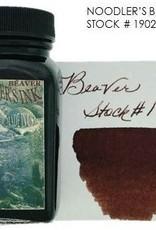 NOODLER'S NOODLER'S BOTTLED INK 3 OZ BEAVER