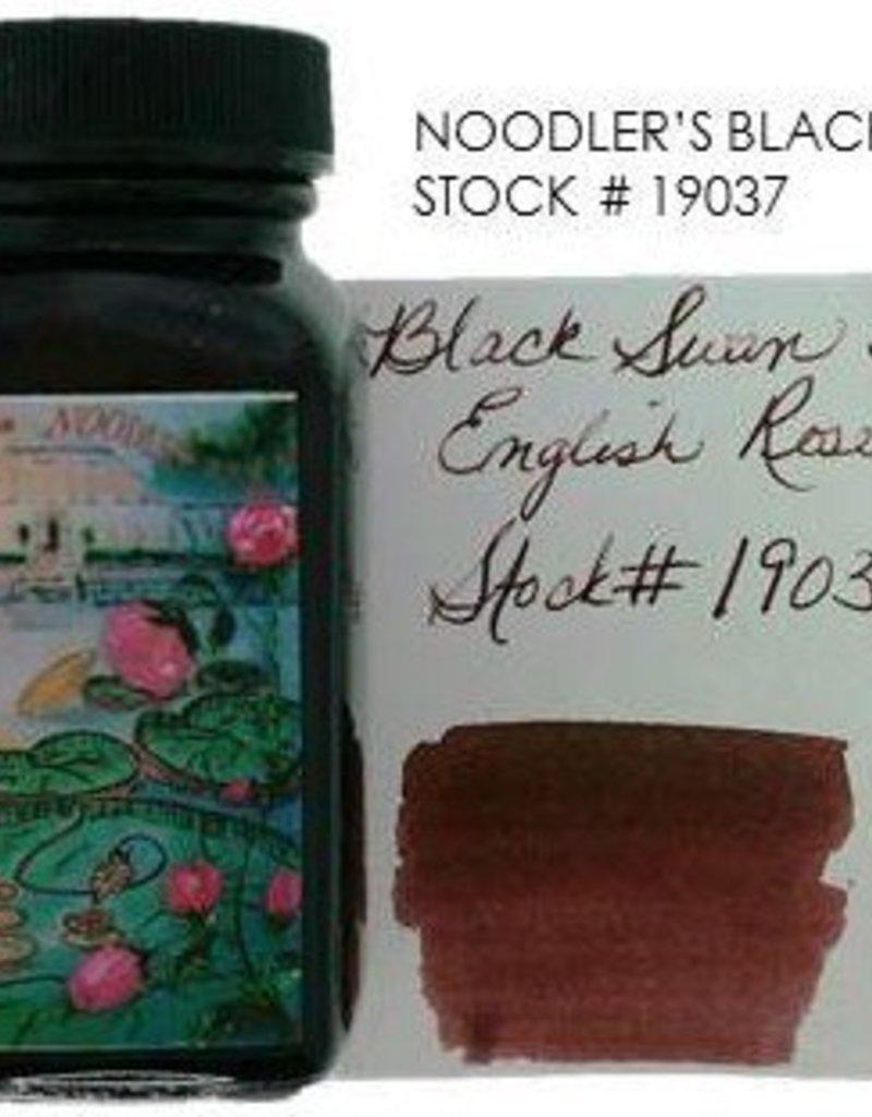 NOODLER'S NOODLER'S BOTTLED INK 3 OZ BLACK SWAN ENGLISH ROSE