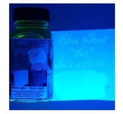 NOODLER'S NOODLER'S BLUE GHOST - 3OZ BOTTLED INK