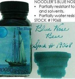 NOODLER'S NOODLER'S BOTTLED INK 3 OZ BLUE NOSE BEAR