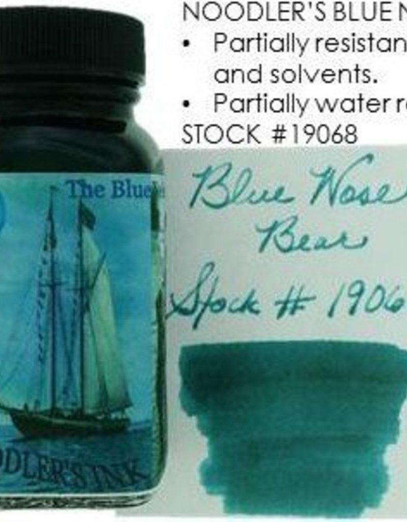 NOODLER'S NOODLER'S BLUE NOSE BEAR - 3OZ BOTTLED INK