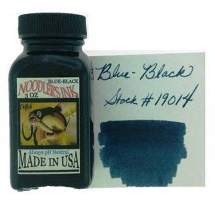 NOODLER'S NOODLER'S BLUE-BLACK - 3OZ BOTTLED INK