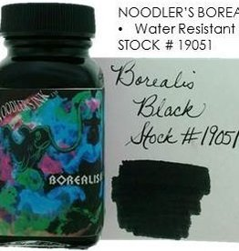 NOODLER'S NOODLER'S BOREALIS BLACK - 3OZ BOTTLED INK