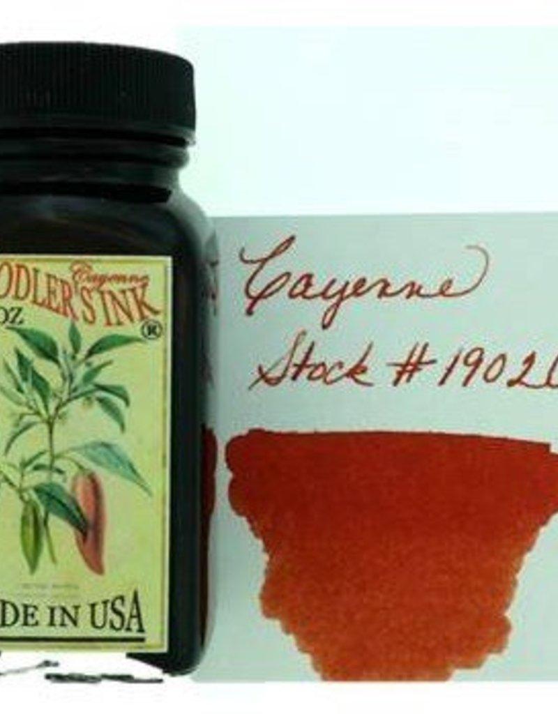 NOODLER'S NOODLER'S CAYENNE - 3OZ BOTTLED INK