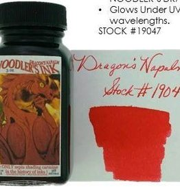 NOODLER'S NOODLER'S BOTTLED INK 3 OZ DRAGON'S NAPALM