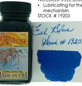 NOODLER'S NOODLER'S BOTTLED INK 3 OZ AMERICAN EEL BLUE