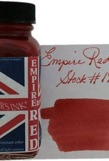 NOODLER'S NOODLER'S BOTTLED INK 3 OZ EMPIRE RED
