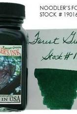 NOODLER'S NOODLER'S BOTTLED INK 3 OZ FOREST GREEN