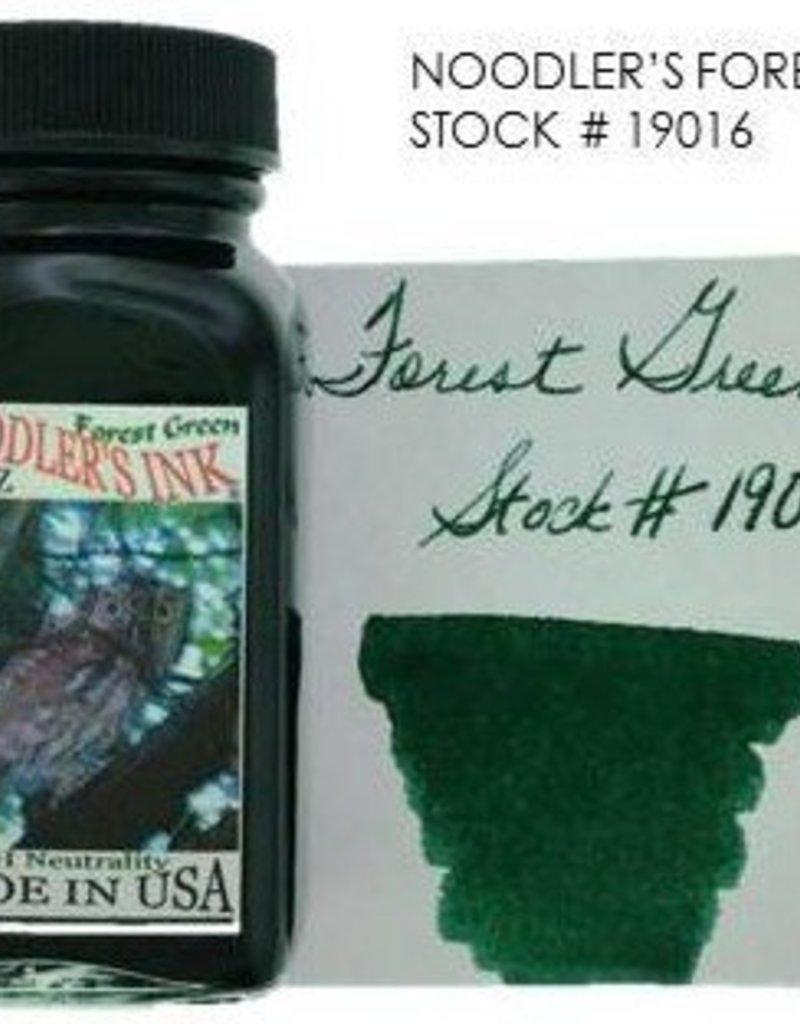 NOODLER'S NOODLER'S FOREST GREEN - 3OZ BOTTLED INK