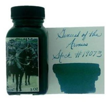 NOODLER'S NOODLER'S GENERAL OF THE ARMIES - 3OZ BOTTLED INK
