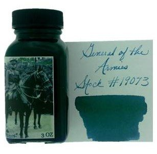 NOODLER'S NOODLER'S BOTTLED INK 3 OZ GENERAL OF THE ARMIES