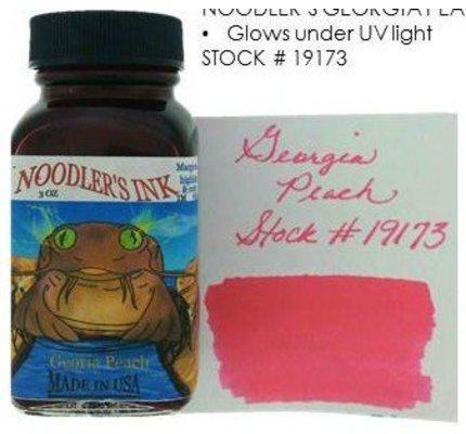 NOODLER'S NOODLER'S GEORGIA PEACH - 3OZ BOTTLED INK