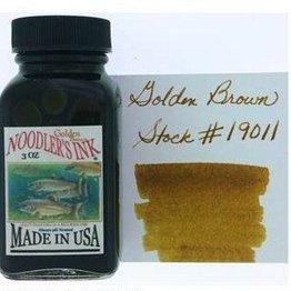 Noodler's NOODLER'S GOLDEN BROWN - 3OZ BOTTLED INK