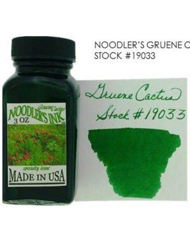 NOODLER'S NOODLER'S GRUENE CACTUS - 3OZ BOTTLED INK