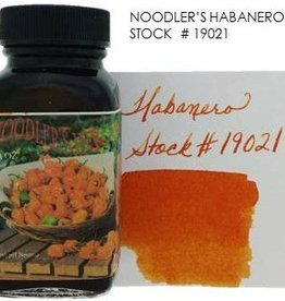 NOODLER'S NOODLER'S HABANERO - 3OZ BOTTLED INK