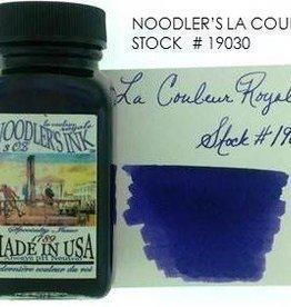 NOODLER'S NOODLER'S BOTTLED INK 3 OZ LA COULEUR ROYAL