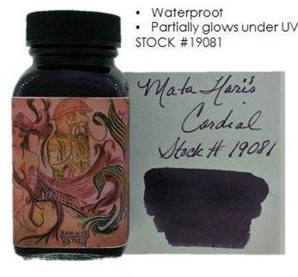 NOODLER'S NOODLER'S MATA HARI'S CORDIAL - 3OZ BOTTLED INK