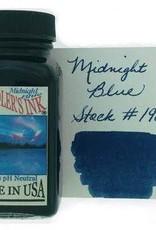 NOODLER'S NOODLER'S BOTTLED INK 3 OZ MIDNIGHT BLUE