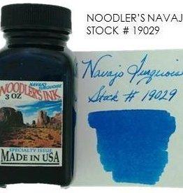 NOODLER'S NOODLER'S BOTTLED INK 3 OZ NAVAJO TURQUOISE