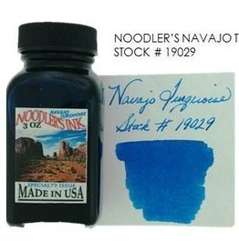 NOODLER'S NOODLER'S NAVAJO TURQUOISE - 3OZ BOTTLED INK