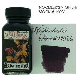 NOODLER'S NOODLER'S NIGHTSHADE - 3OZ BOTTLED INK