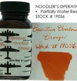 NOODLER'S NOODLER'S BOTTLED INK 3 OZ OPERATION OVERLORD ORANGE