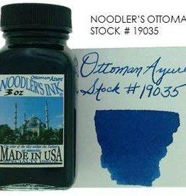 NOODLER'S NOODLER'S BOTTLED INK 3 OZ OTTOMAN AZURE